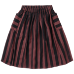 Sproet & Sprout S&S - Midi Skirt Painted Stripe