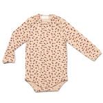 Petit Blush Petit Blush - Daisy Bodysuit - Mini Ditsy