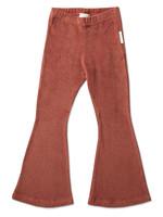 Petit Blush Petit Blush - Bowie Flared Pants - Marsala
