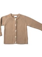 Petit Blush Petit Blush - Knit Cardigan - Sand