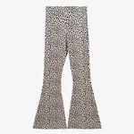 Milk 'n Sugar Milk 'n Sugar - Flare Pants Cheetah