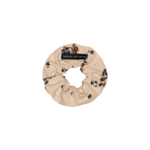 Sproet & Sprout S&S - Scrunchie - Oatmeal forest