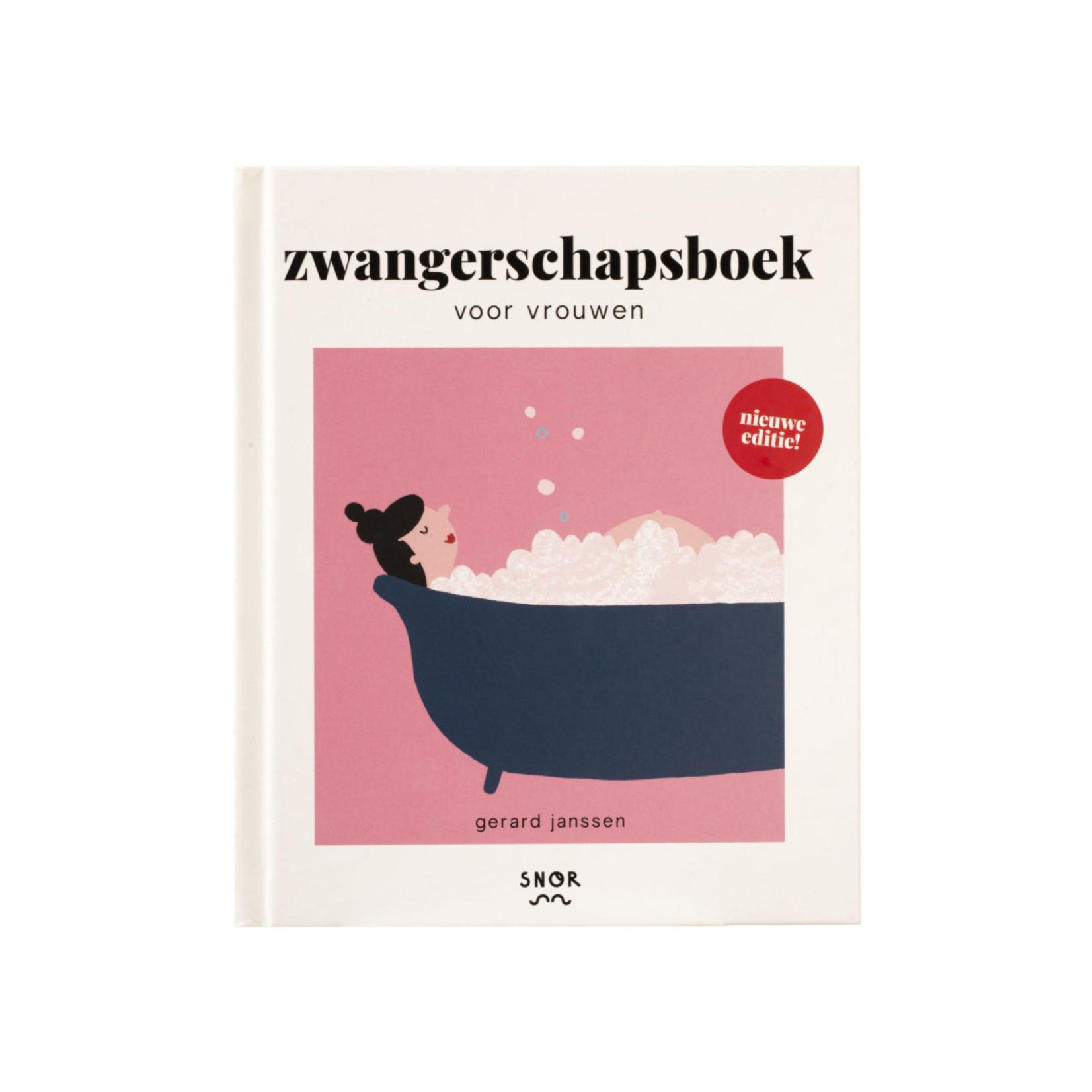 Boek - Zwangerschapsboek voor vrouwen