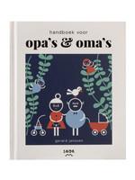 Janssen Boek - Handboek voor opa's en oma's