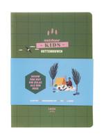 Janssen Boek - Outdoor KIDS - Huttenbouwen