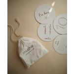 Mushie Mushie - Milestone Cards