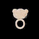 House of Jamie HOJ - Teething ring Bear - Teddy