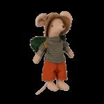 maileg Maileg - Hiker mouse - Met slaapzakje