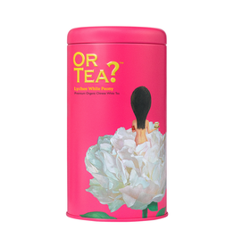 Or Tea? Lychee White Peony BIO - Tin Canister
