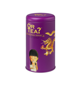 Or Tea? Dragon Pearl Jasmine - Tin Canister