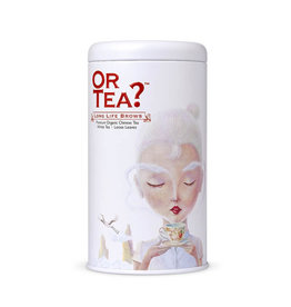 Or Tea? Long Life Brows - Tin Canister