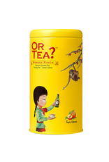 Or Tea? Monkey Pinch - Oolong thee met perzik aroma