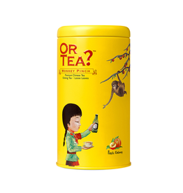 Or Tea? Monkey Pinch - Tin Canister