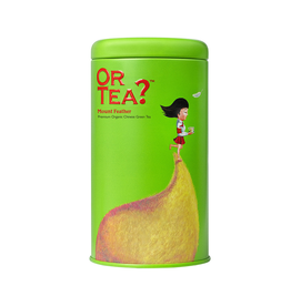 Or Tea? Mount Feather BIO - Tin Canister