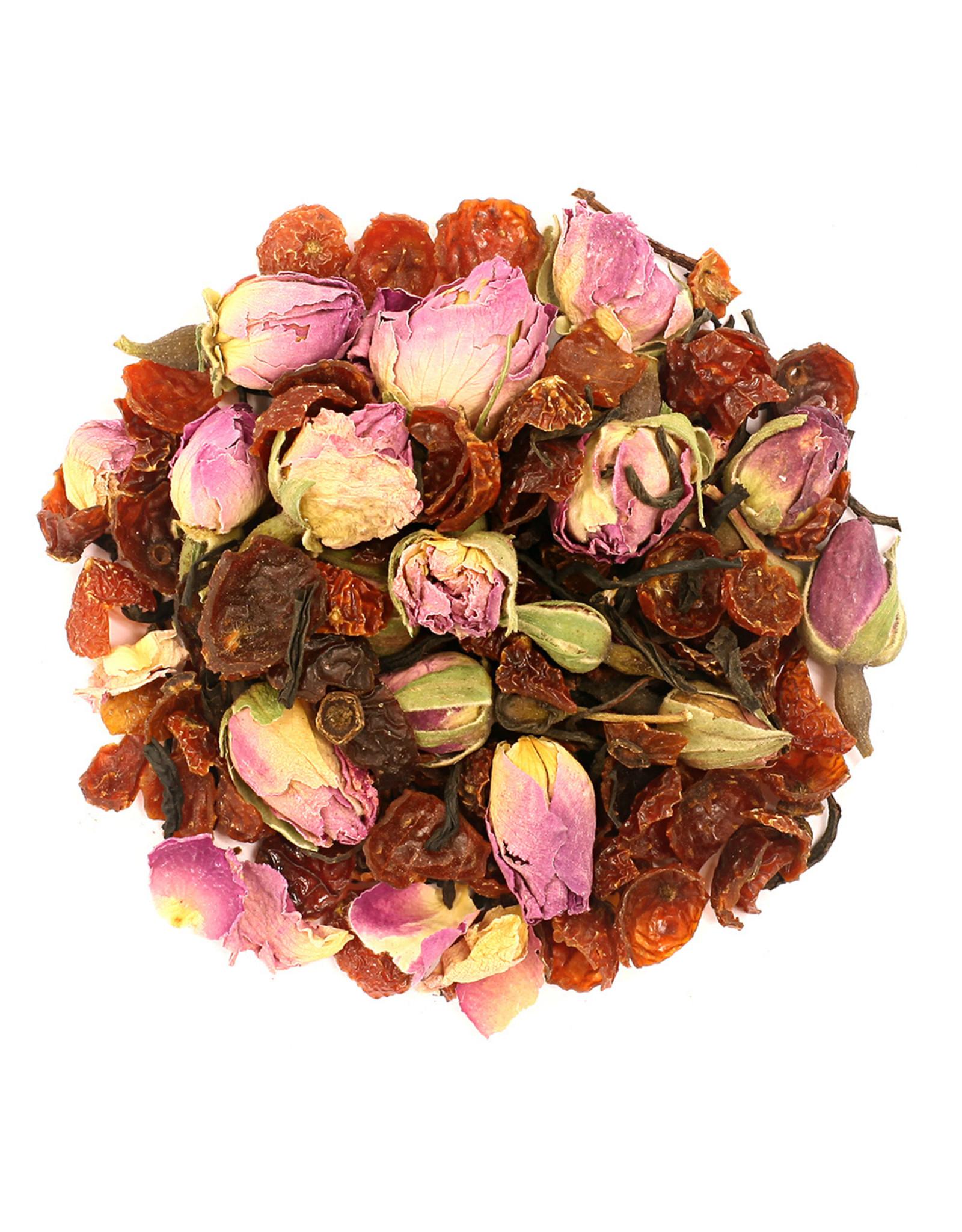 Or Tea? La Vie en Rose - Zwarte thee met rozen