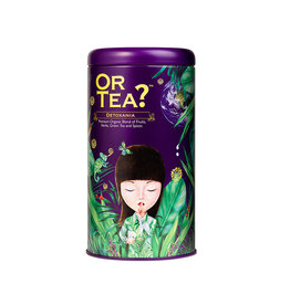 Or Tea? Detoxania - Tin Canister