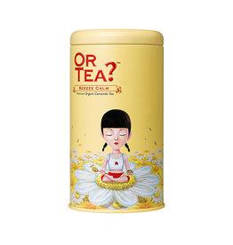 Or Tea? Beeeee Calm - Tin Canister