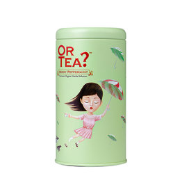 Or Tea? Merry Peppermint BIO - Tin Canister