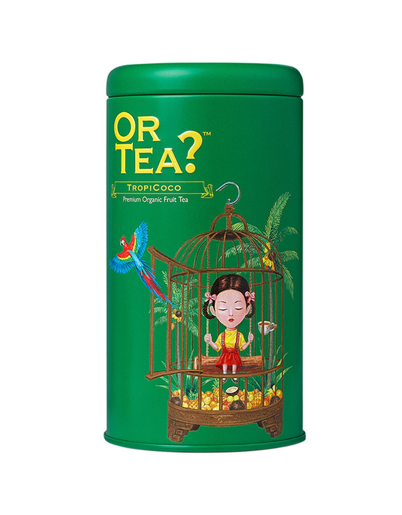 Or Tea? TropiCoco BIO - Tropische vruchten infusie