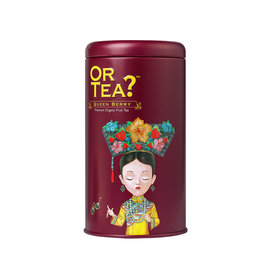 Or Tea? Queen Berry - Tin Canister