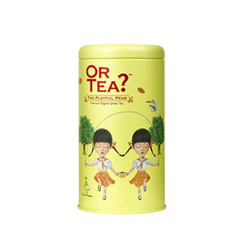 Or Tea? The Playful Pear - Tin Canister