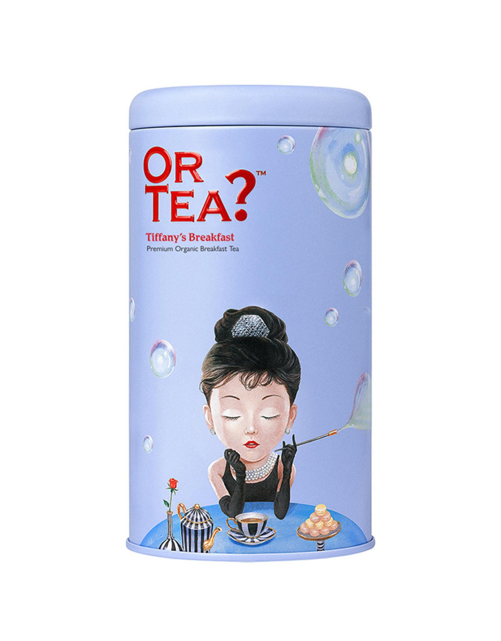 Or Tea? Tiffany's Breakfast - English Breakfast zwarte thee