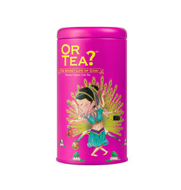 Or Tea? The Secret Life of Chai  bio- Tin Canister