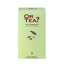 Or Tea? Merry Peppermint BIO - Refill