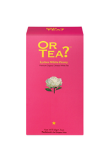 Or Tea? Lychee White Peony - Witte thee met lychee aroma