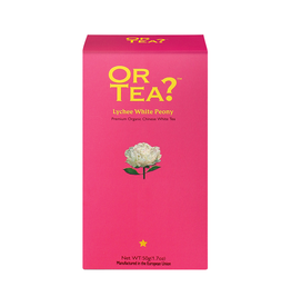 Or Tea? Lychee White Peony - Refill