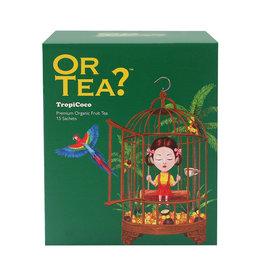 Or Tea? TropiCoco BIO  - Theebuiltjes - 15 st