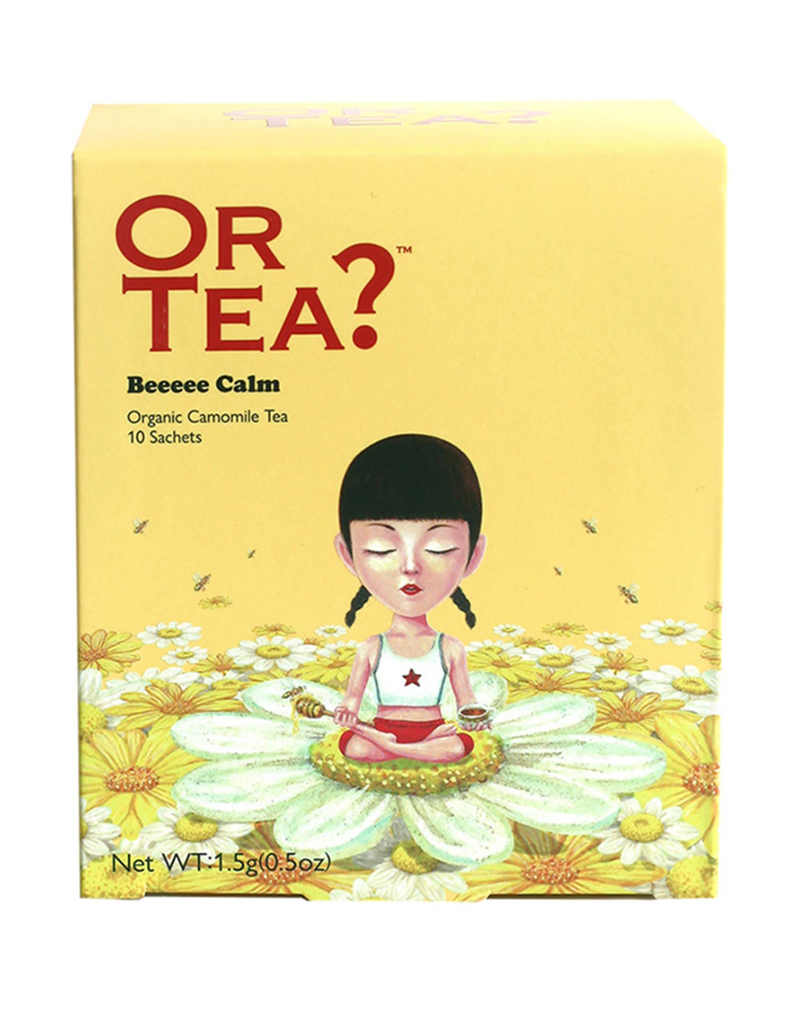 Or Tea? Beeeee Calm - Kamille infusie