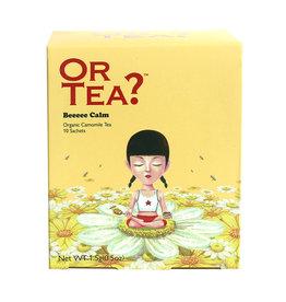 Or Tea? Beeeee Calm  BIO - Theebuiltjes - 10 st