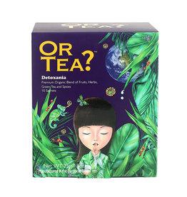 Or Tea? Detoxania BIO  - Theebuiltjes - 10 st