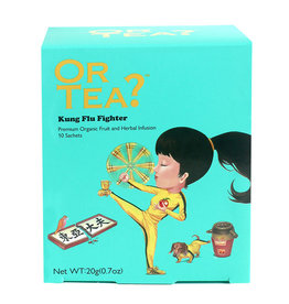 Or Tea? Kung Flu Fighter - Theebuiltjes - 10 st