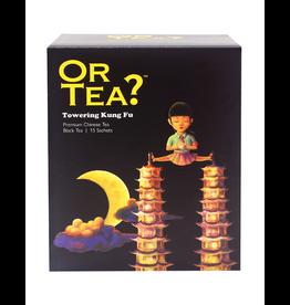 Or Tea? Towering Kung Fu -Theebuiltjes -15 st