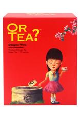 Or Tea? Dragon Well met osmanthus - Groene thee met osmanthus bloemen
