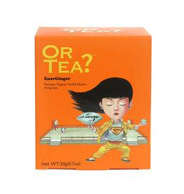 Or Tea? EnerGinger BIO  - Theebuiltjes - 10 st