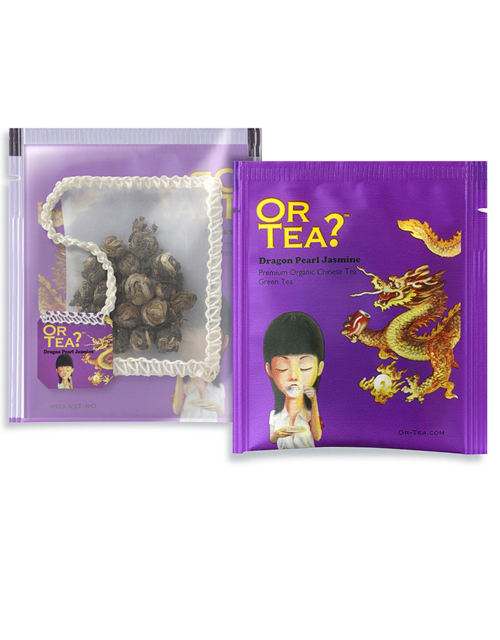 Or Tea? Dragon Pearl Jasmine - Groene thee met jasmijn aroma