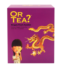 Or Tea? Dragon Pearl Jasmine - Theebuiltjes - 15 st