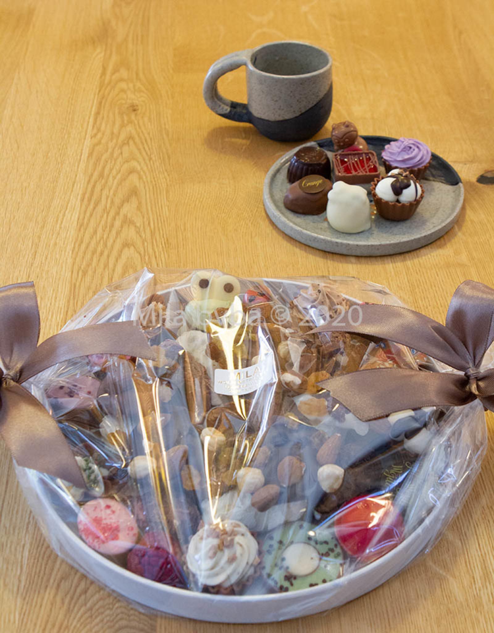 MILA Chocolade verwennerij op schaal