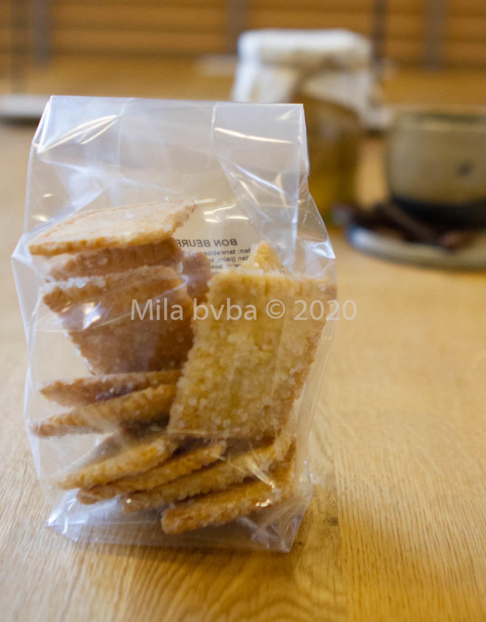 Ambachtelijk gebakken koekjes - Bon Beurre  - 125 gr