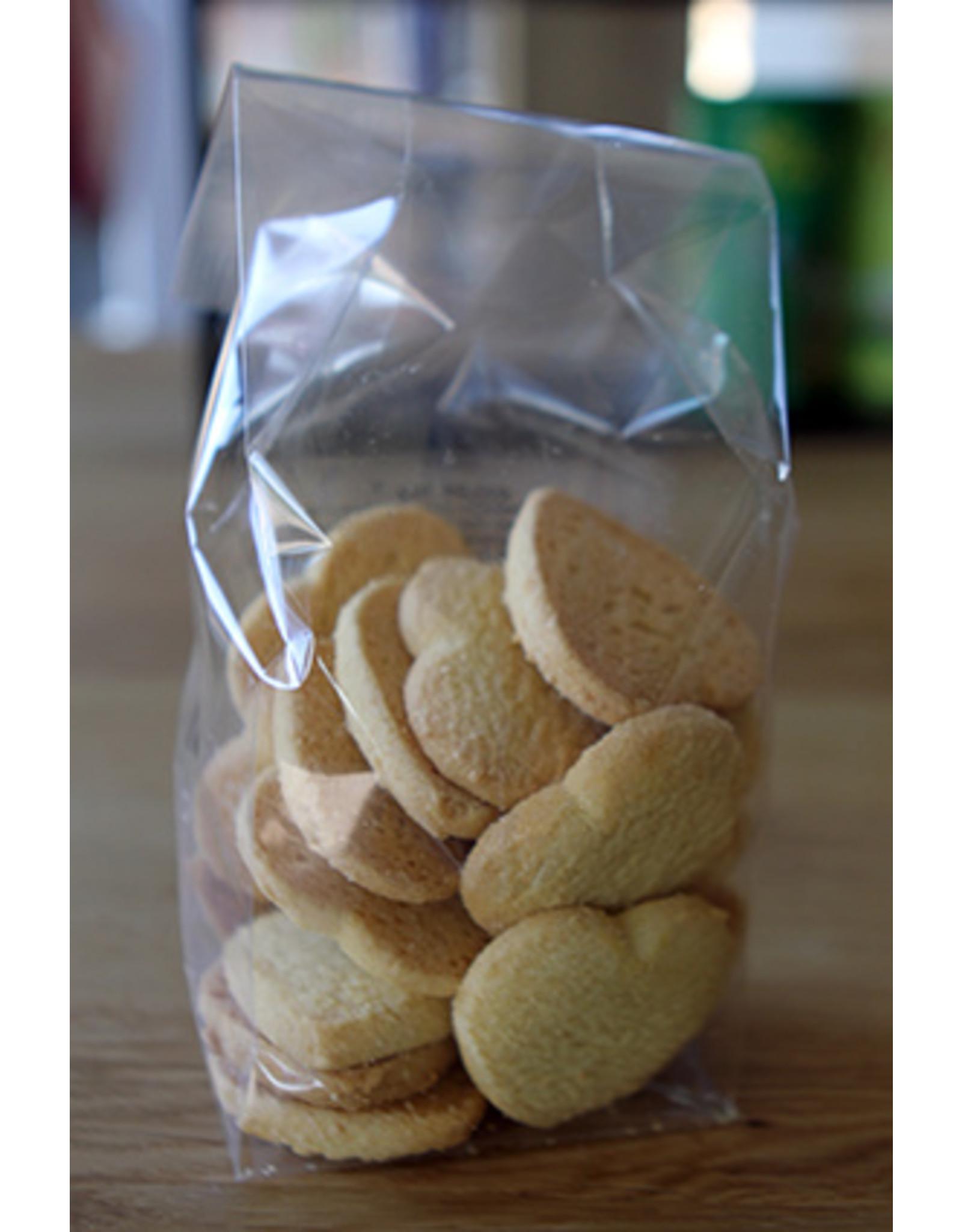 Ambachtelijk gebakken koekjes - Biesjes  - 125 gr