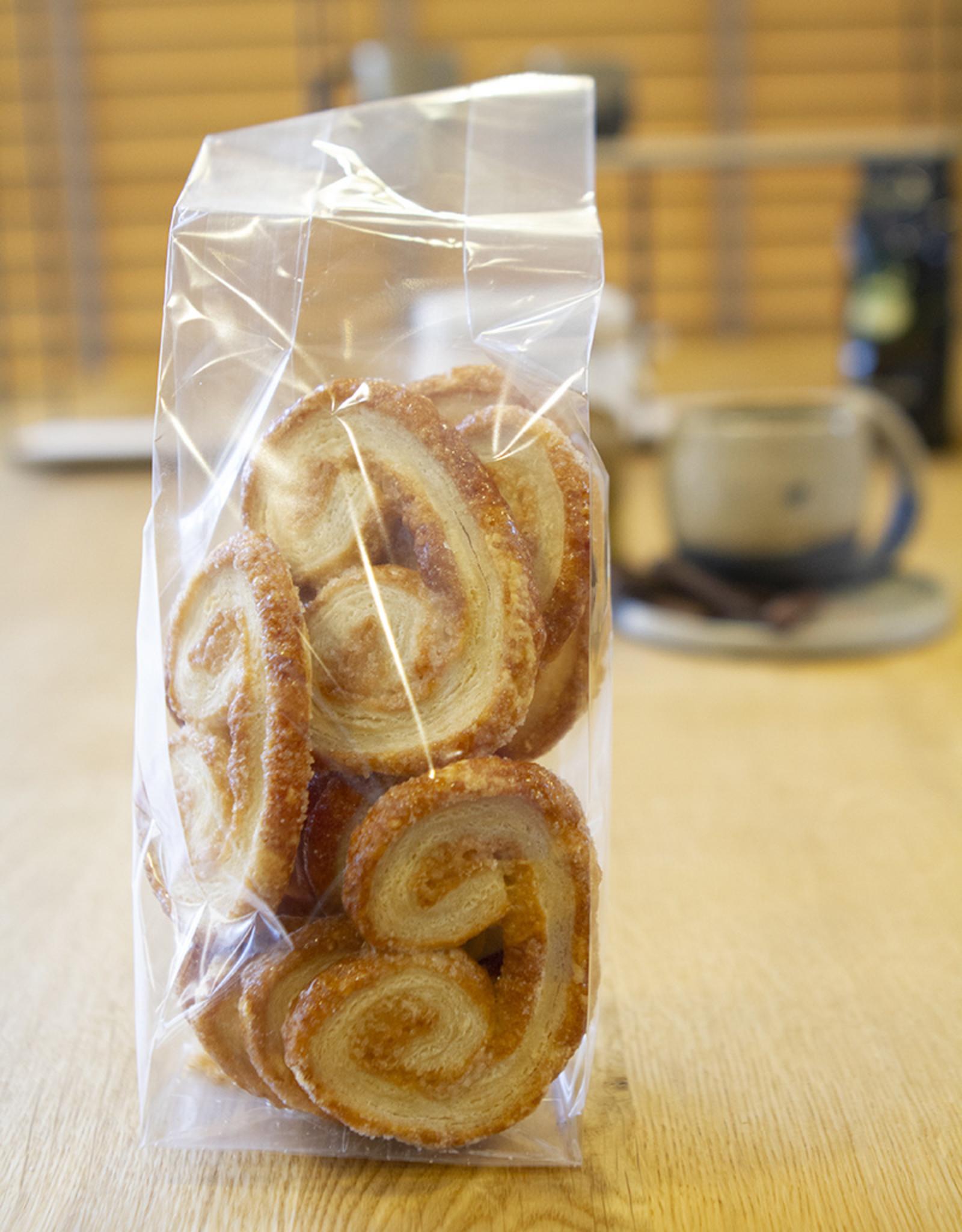 Ambachtelijk gebakken koekjes - Palmiers - 125 gr