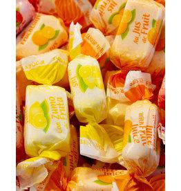 Suikervrije fruittoffees