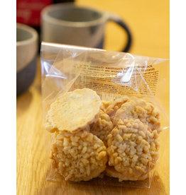Suikervrije knisperkoekjes 100 gr