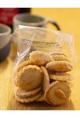 Suikervrije vanille koekjes 100 gr - fructose gezoet
