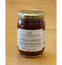 Valdiflor Suikervrije confituur - rabarber
