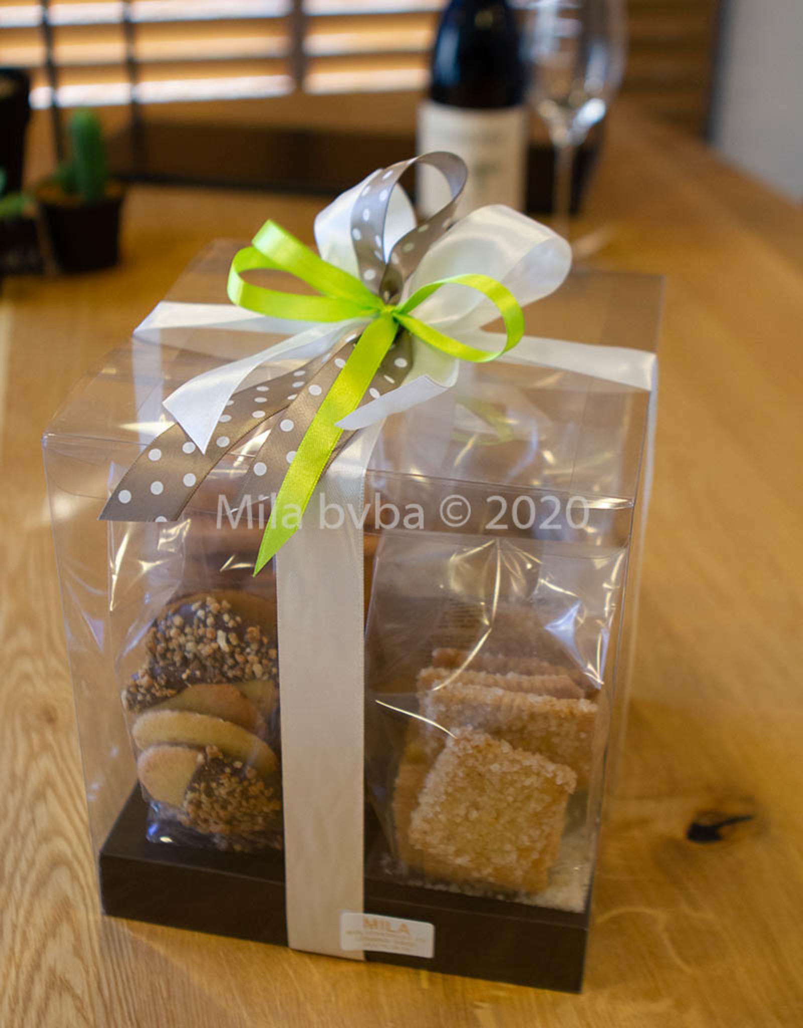 Mica koekjesdoos met ambachtelijke koekjes