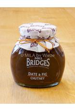 Mrs Bridges Dadels en vijgen chutney